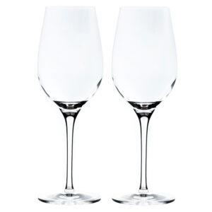 Set 2 pahare cu picior pentru vin alb/rose/rosu, Arzberg, 350 ml-0