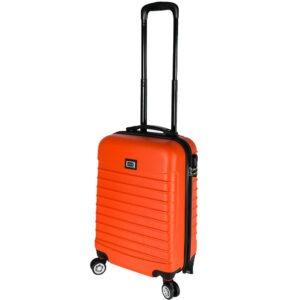 Troler cabina, Model Compatible Air, Quasar, portocaliu, 55 x 36 x 20 cm-55598