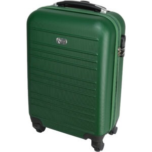 Troler cabina, model Compatible Air, PT by Quasar&Co., 55 x 34 x 20 cm, verde-55489